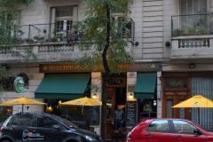 Irish Pub and Resto on Uriburu street Recoleta Buenos Aires