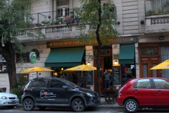 Irish pub Sain Patrick Recoleta Buenos A