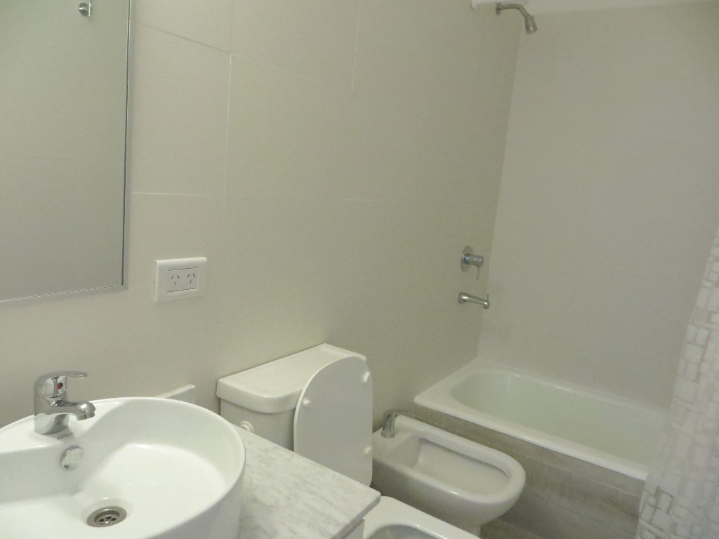 Second view of the restroom / bathroom
