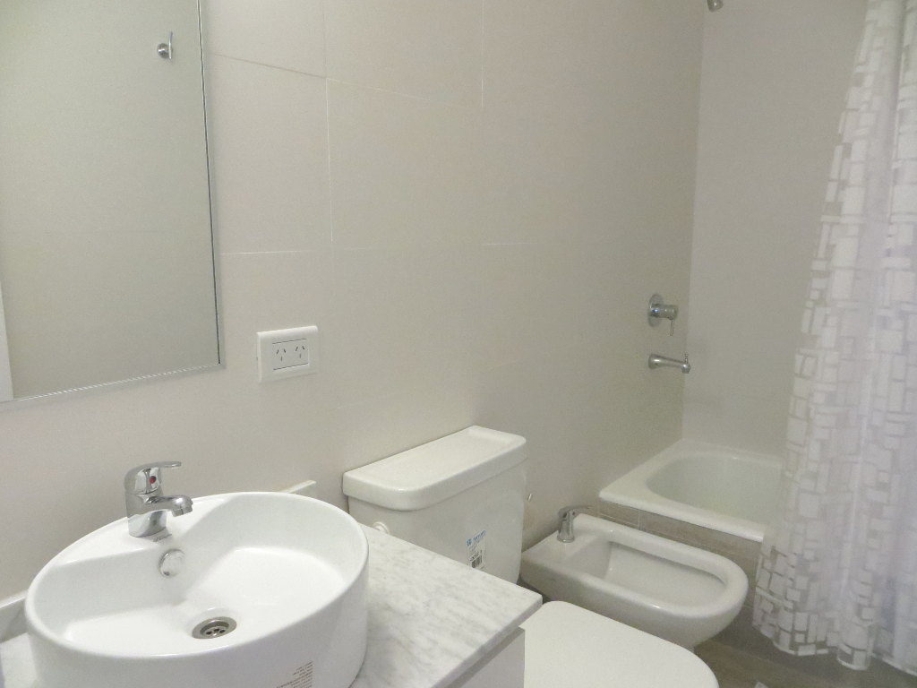 Third view of the restroom / bathroom