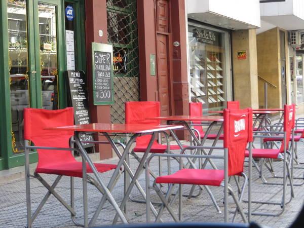 Uriburu street Grill / Parrilla