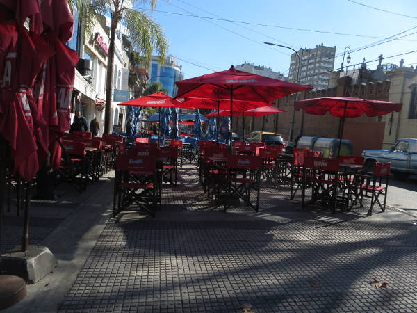Romario restaurant Vicente López 2102