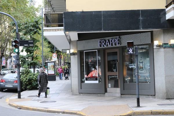 Frappe windery Av. Gral. Las Heras 2000