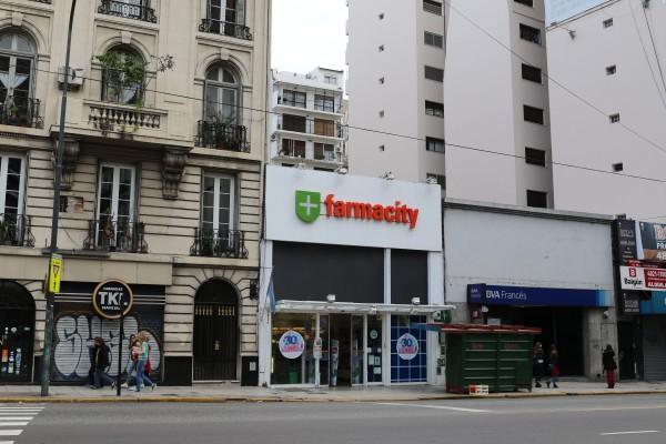 Farmacity drugstore Av. Gral. Las Heras 2324