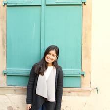 Fiorella Tolentino From Strasbourg, France